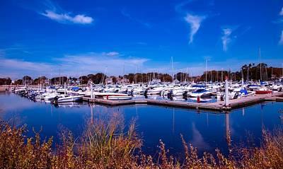 Photograph - Sanatuck Harbor by L O C