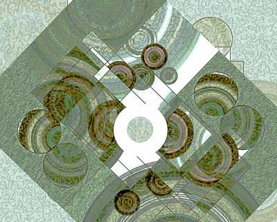 Digital Art - Sanctity Of The Disc 4 by Lynda Lehmann