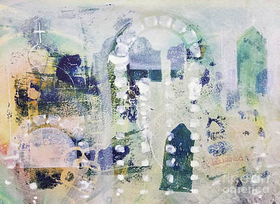Painting - Sanctuary by Maura Satchell