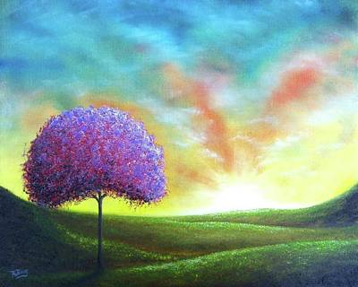 Sanctuary Original by Rachel Bingaman