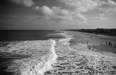 Photograph - Sand And Sea by Kathleen Stephens