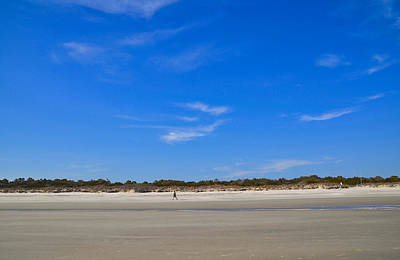 Photograph - Sand And Sky by Linda Brown