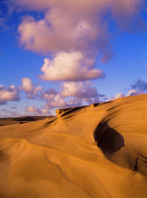 Photograph - Sand And Sky by Robert Potts