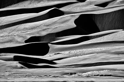 Photograph - Sand Art by Mike Flynn