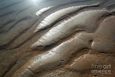 Photograph - Sand Art No. 14 by Todd Blanchard