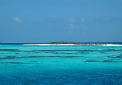 Tortuga Beach Photograph - Sand Bar Island by Susanne Van Hulst