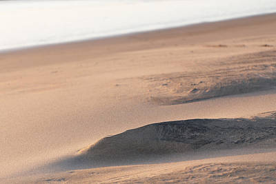 Photograph - Sand Blade by Digiblocks Photography