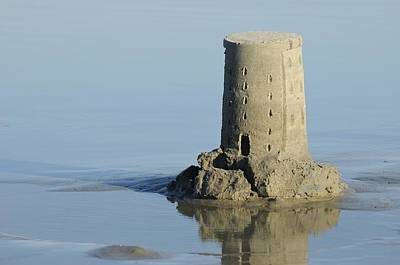 Photograph - Sand Castle Island by Bradford Martin