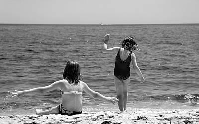 Photograph - Sand Dancers by Michelle Wiarda-Constantine