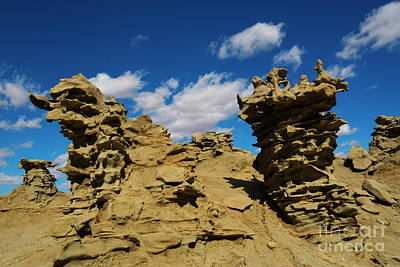 Photograph - Sand Demons by Mike Dawson
