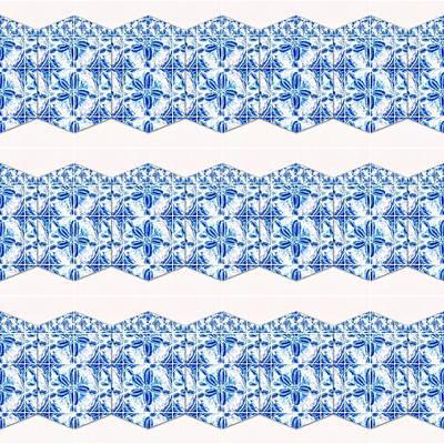 Sand Dollar Delight Pattern 4 Art Print