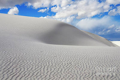Photograph - Sand Dune Magic 3 by Bob Christopher