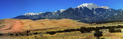 Photograph - Sand Dune National Park by Mike Flynn