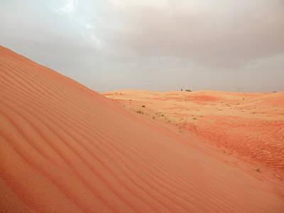 Photograph - Sand Dune by Pema Hou