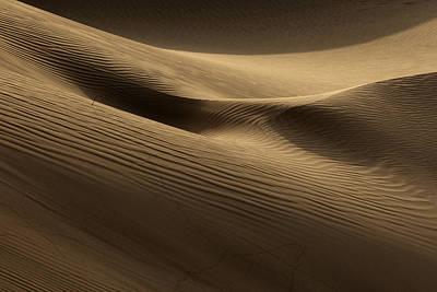 Sand Dune Art Print by Phil Crean