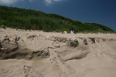 Sand Dunes II Art Print by Jeff Porter