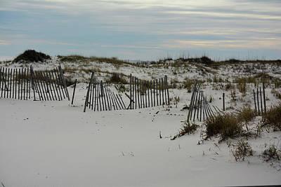 Digital Art - Sand Dunes by Janet Duffey