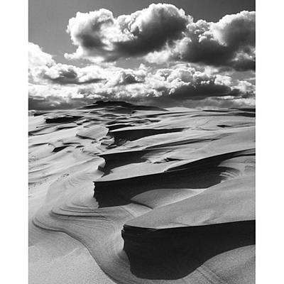 Photograph - Sand Dunes Photo By @pauldalsasso Hat by Paul Dal Sasso