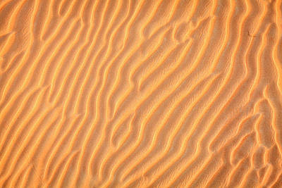 Photograph - Sand Pattern by Alexey Stiop
