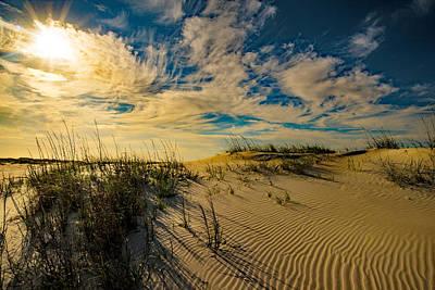 Photograph - Sand Prints  by John Harding