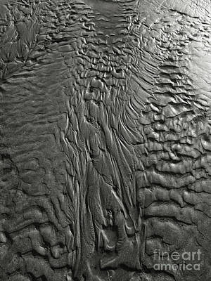 Photograph - Sand Riples by Nicholas Burningham