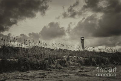 Photograph - Sand Rising Gradually From The Sea by Dale Powell