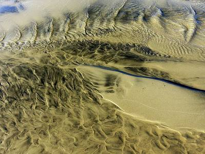 Photograph - Sand Sculpture 9 by Newel Hunter