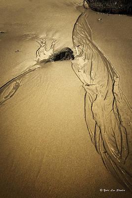 Photograph - Sand Spirit, Rockport Massachusetts  by Yuri Lev
