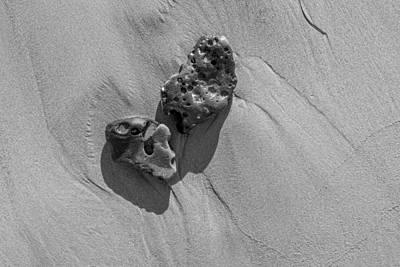 Photograph - Sand Stones by Derek Dean
