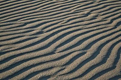 Photograph - Sand Waves by Michelle Calkins
