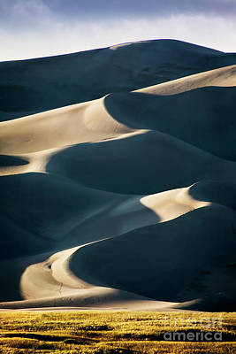 Photograph - Sand Waves by Scott Kemper