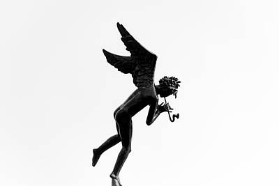 Photograph - Sandalphon by Kristy Creighton