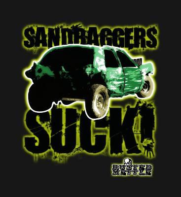 Sandbaggers Suck Art Print by George Randolph Miller
