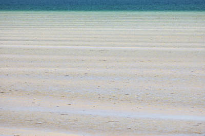 Photograph - Sandbank by Nicholas Blackwell
