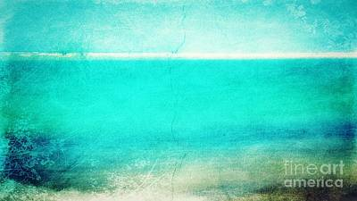 Digital Art - Sandbar by Valerie Reeves