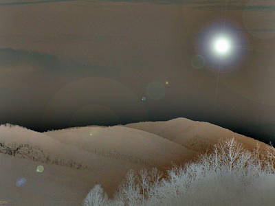 Marvelous View Digital Art - Sandcast Dunes by Debra     Vatalaro
