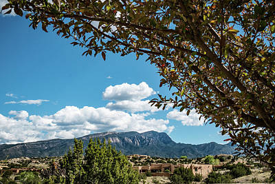 Photograph - Sandias On A Summer Day by Mary Lee Dereske