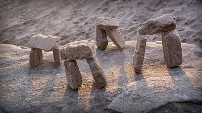 Photograph - Sandhenge by Christopher Rees
