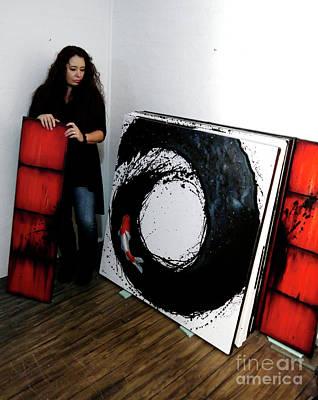Painting - Sandi Baker Artist by Sandi Baker