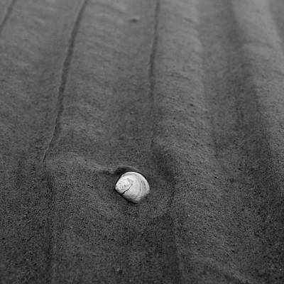 Print featuring the photograph Sandlines by Jouko Lehto