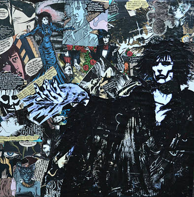 Sandman Collage Original