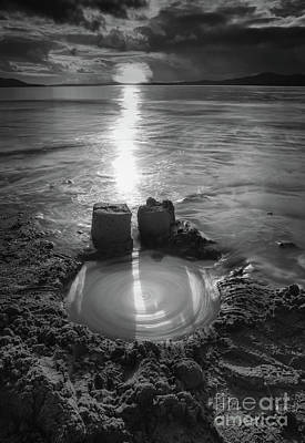 Photograph - Sands Of Time  by Ciaran Craig