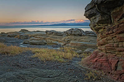 Photograph - Sandstone 2 by Randy Hall