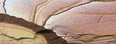 Photograph - Sandstone Panoramic by Kristin Elmquist