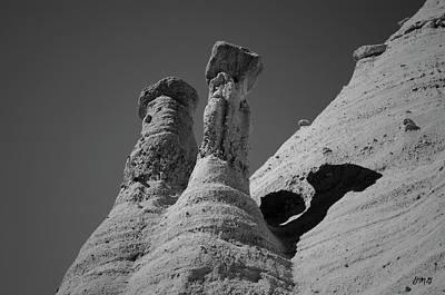 Photograph - Sandstone Spires by David Gordon