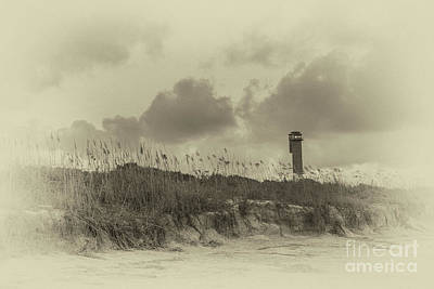 Photograph - Sandy Breezes by Dale Powell