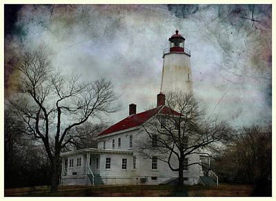 Digital Art - Sandy Hook 4 by Sami Martin
