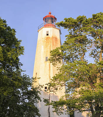 Photograph - Sandy Hook Lighthouse IIi by Marianne Campolongo