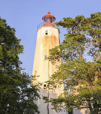 Photograph - Sandy Hook Lighthouse IIi by Marianne Campolongo
