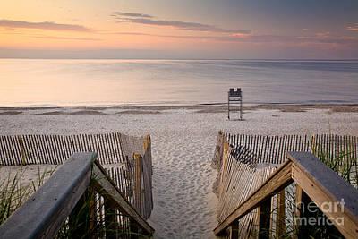 Photograph - Sandy Neck Sunset by Susan Cole Kelly
